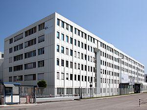 Astrium - Taufkirchen, Germany: EADS Astrium (main building)