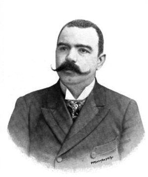 5 October 1910 revolution - Prime Minister Teixeira de Sousa