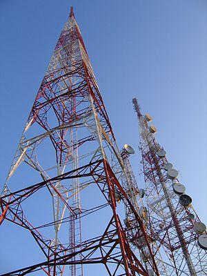 Telecommunication Towers, Kuala Terengganu