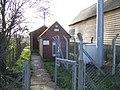 Telephone exchange at Trelough - geograph.org.uk - 316143.jpg