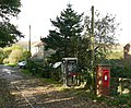 Telephone kiosk and postbox - geograph.org.uk - 73706.jpg