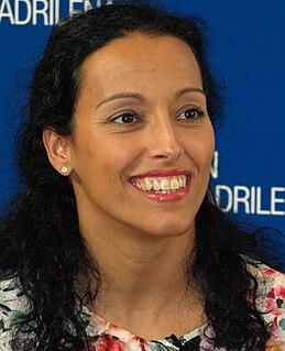 Teresa Perales Spanish Paralympian swimmer