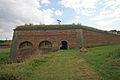 Terezín - Hlavní pevnost, úplné opevnění 20.JPG