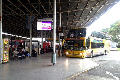 Cómo llegar a Terminal De Ómnibus en transporte público - Sobre el lugar