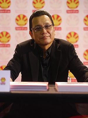 Tetsuo Hara - Tetsuo Hara at Japan Expo 2013 in France.