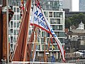 Thames barge parade - in the Pool 6726.JPG