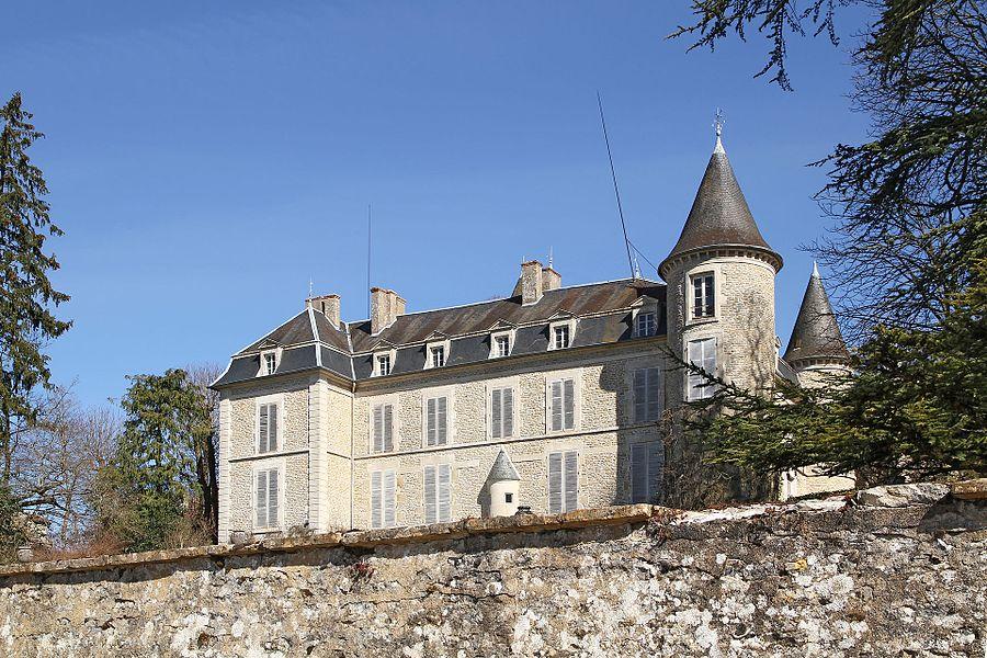 Château de Tharoiseau