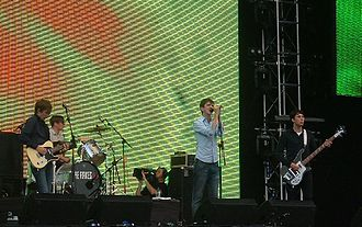 The Rakes - The Rakes at the Wireless Festival, 2005