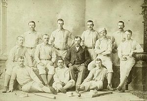Providence Grays - 1879 National League Champion Providence Grays