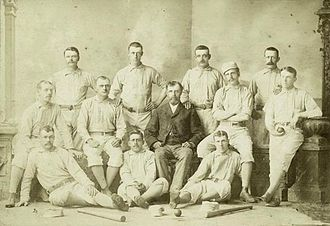 Providence Grays - 1879 National League Champion Providence Grays