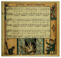 The Baby's Opera A book of old Rhymes and The Music by the Earliest Masters Book Cover 25.png
