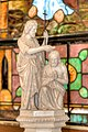 The Baptism of Jesus by John the Baptist (in St. Peter's).jpg