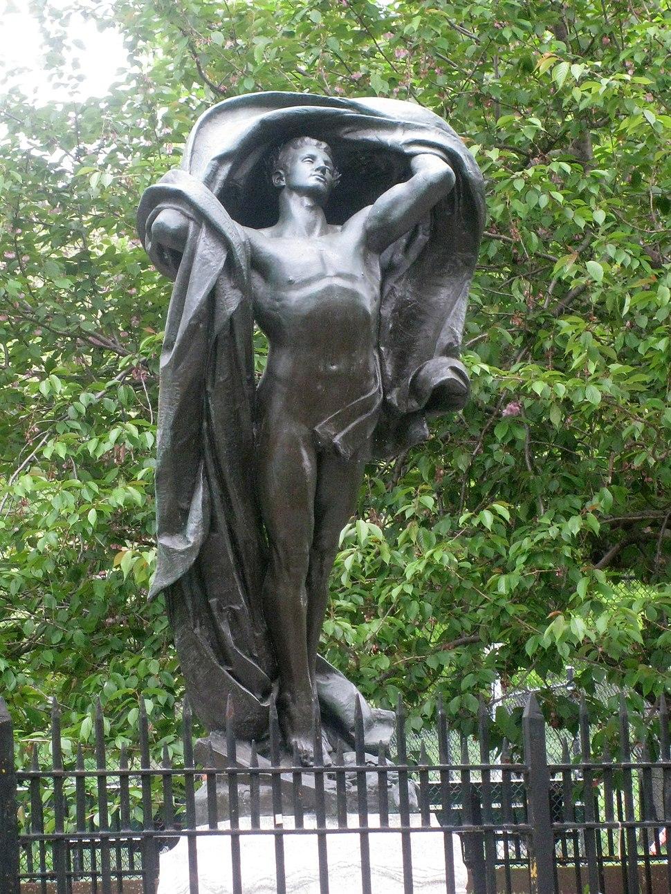 The Dawn of Glory World War I at Highland Park, Brooklyn (5719617457)