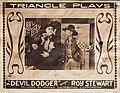 The Devil Dodger lobby card 1917 d.jpg