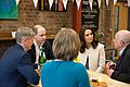 The Duke and Duchess Cambridge at Commonwealth Big Lunch on 22 March 2018 - 109.jpg