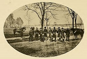 45th Regiment Massachusetts Volunteer Infantry - Field and staff officers, 45th M. V. M.