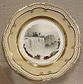 The Genese Falls, Rochester, America - Coalport Porcelain Factory, Shropshire, England, c. 1820-1830, porcelain - De Young Museum - DSC00907.JPG