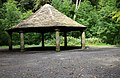 The Greenway shelter in Sunnyhurst Wood - geograph.org.uk - 553507.jpg