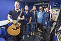 The High Kings on the Mark Radcliffe Show (14645124667).jpg