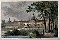 The Hospital of Bethlem (Bedlam) at Moorfields, London; seen Wellcome V0013201.jpg