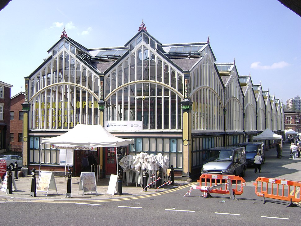 The Market, Stockport