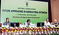 The Minister of State for Agriculture, Consumer Affairs, Food & Public Distribution, Prof. K.V. Thomas at the inauguration of the National Consultation on Agriculture Extension, in New Delhi on November 01, 2010.jpg