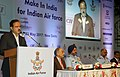 The Minister of State for Defence, Dr. Subhash Ramrao Bhamre addressing a seminar, jointly organised by the Indian Air Force (IAF) and the Confederation of Indian Industry (CII), in New Delhi.jpg