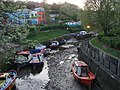 The Ouseburn at low tide - geograph.org.uk - 419816.jpg