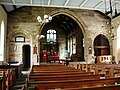 The Parish Church of Broughton St John the Baptist, Interior - geograph.org.uk - 866642.jpg
