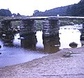 The Postbridge Clapper - geograph.org.uk - 676115.jpg
