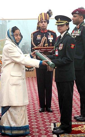 Major Rishima Sharma