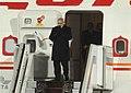 The Prime Minister, Shri Narendra Modi arrives in Moscow on December 23, 2015.jpg