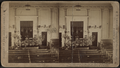 The Pulpit rostrum, as seen Aug. 30, 1881, in the First Baptist Church of Perry, during the Ordination of Rev. B.S. Terry, from Robert N. Dennis collection of stereoscopic views.png