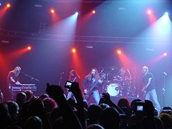The Rain, Ristirock 2007.jpg