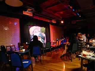 The Stand Comedy Club stand-up comedy venues