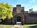 The Tudor Gate to the Walled Garden at Fulham Palace.jpg