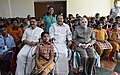 The Vice President, Shri M. Venkaiah Naidu with the differently abled children and Special Educators from Centre for Empowerment & Enrichment, in Kochi, Kerala.jpg