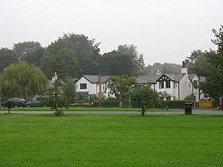 Roe Green Human settlement in England