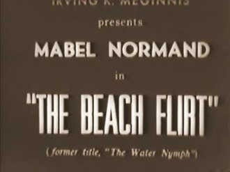 Fichier:The Water Nymph (1912).webm