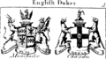 The arms of the nobility, of England, Scotland and Ireland, brought down to the year 1778 Fleuron T118793-4.png