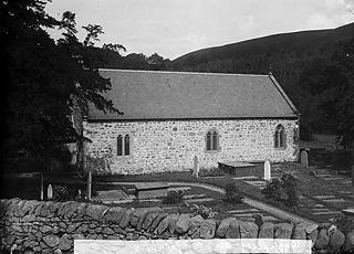 The church, Y Gyffylliog