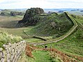 The gap with no name and Housesteads Crags - geograph.org.uk - 1018994.jpg