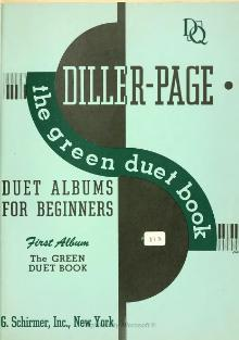 The green duet book.djvu
