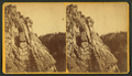 The lion's head, Boulder Canyon, Colorado, by Duhem Brothers.png