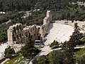 Theatre of Herodes Atticus from the Acropolis.jpg