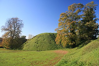 Thetford Castle