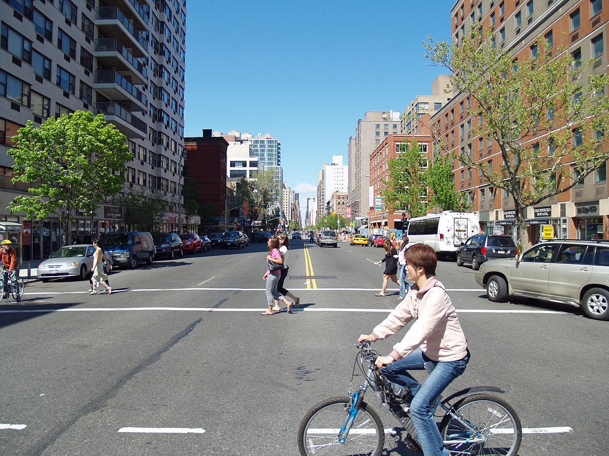 Third Avenue (Manhattan) - Wikipedia