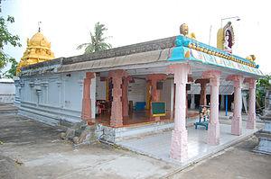Tiruvannamalai district - Thirupanamur Jain Temple