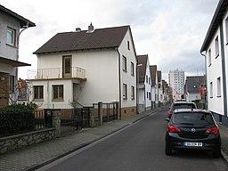 Thomas-Mann-Straße in Raunheim