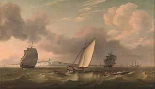 British Marine Art (Romantic Era)